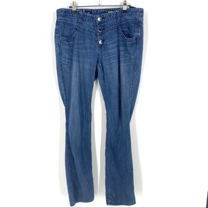 Express   Straight Jeans Size 12